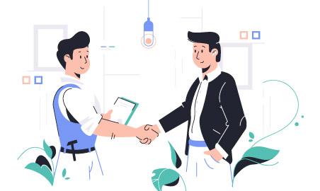 Como criar um bom relacionamento com os seus clientes